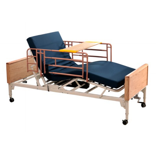 Semi Automatic Nursing Bed - HLC03