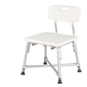 Shower-chair-with-back---SB109AXW-SI